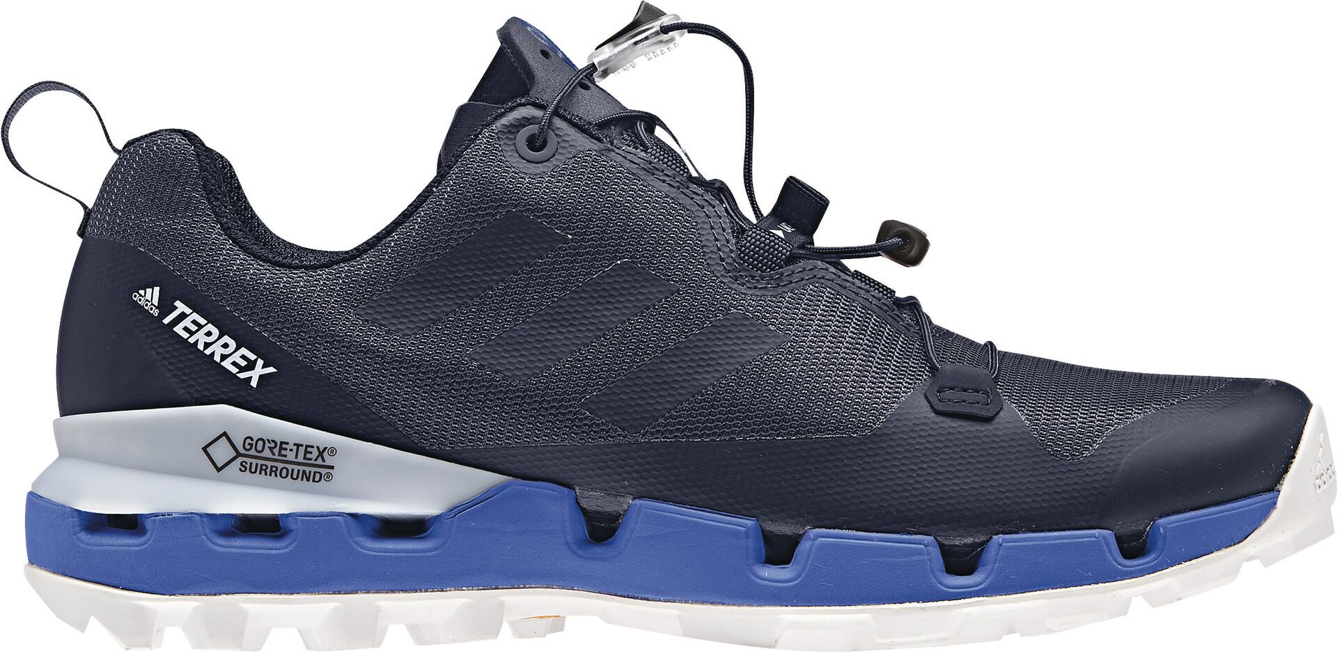 adidas TERREX Fast GTX Shoes Damen legend inklegend inkhi res blue
